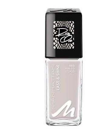 Manhattan Nails Rita Ora Collection Last & Shine Nail Polish No. 971 Port-A-Loo-Blue 10 ml