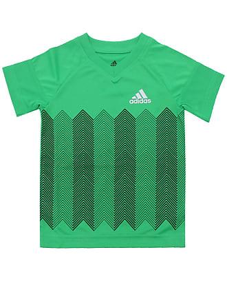 adidas Performance Camiseta adidas Menino Frontal Verde