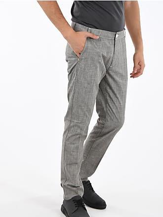 Corneliani CC COLLECTION houndstooth smart pants size 50