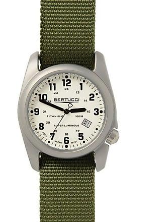 Bertucci A-2T Original Classics Watch Super Luminous/Forest 12070
