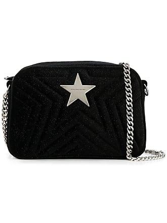 Stella McCartney Borsa a tracolla Stella Star - Di Colore Nero 7e3d274f4a4