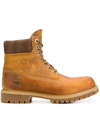 Timberland Mountain lace-up boots - Brown