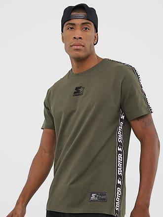 Starter Camiseta Starter Faixas Verde