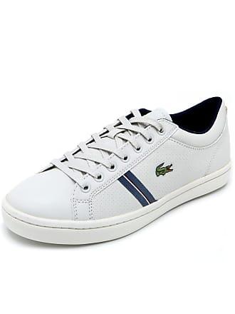 2a96ea9c4bb Lacoste Tênis Lacoste Straightset Sport 318 1 Branco