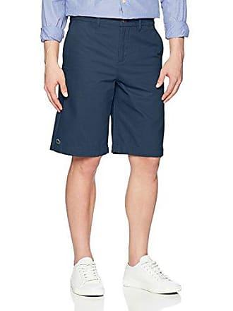 73cef2870 Lacoste Mens Regular Fit Chino Bermuda Shorts