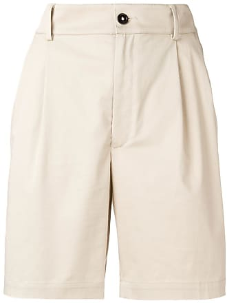 Fay knee-high cargo shorts - Neutrals