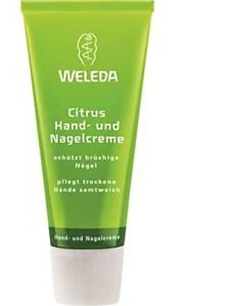 Weleda Körperpflege Hand- und Fußpflege Citrus Hand- und Nagelcreme 50 ml