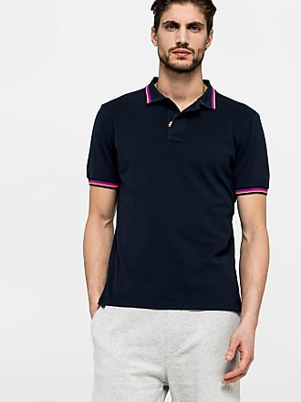 Sundek brice polo shirt in stretch pique