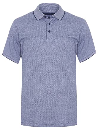 Arrow POLO MASCULINA MESCLA - AZUL