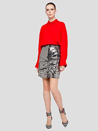 Msgm sequin mini skirt