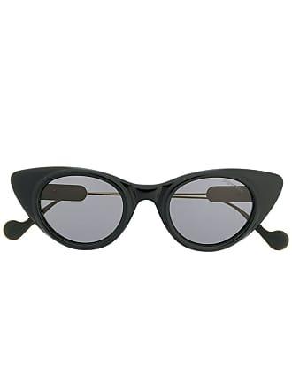 Moncler Óculos de sol gatinho - Preto