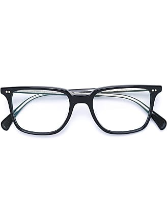 Oliver Peoples Óculos modelo Opll - Preto