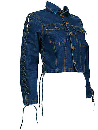 357a5ab703 Jean Paul Gaultier Vintage Laced Denim Cropped Jacket