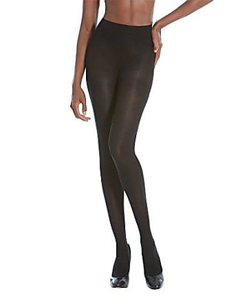 Gold Toe Womens Plus Size Control Top Semi Opaque Perfect Fit Tights, 1 Pair, Black, 1X