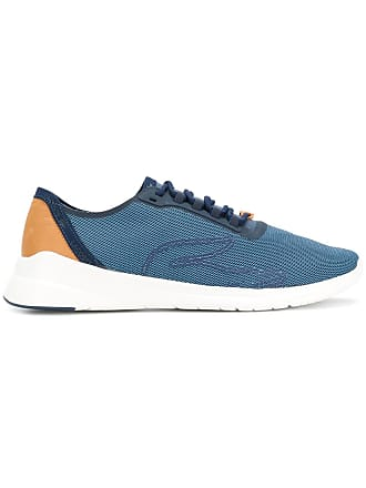 Lacoste colour-block sneakers - Blue