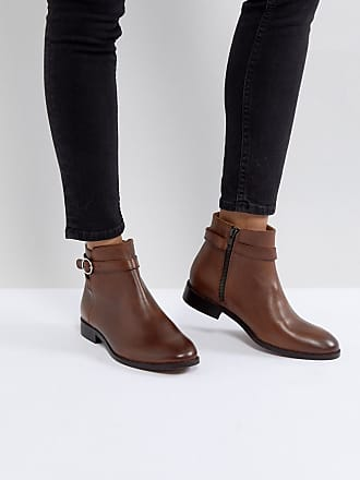 Hudson Jodhpur Leather Boot - Tan