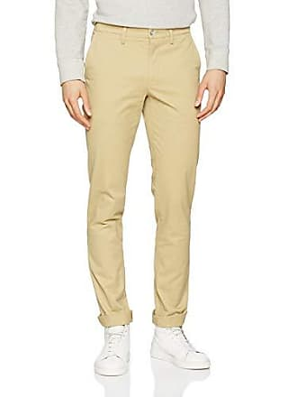 9afea5dba54 Lacoste HH9553 Pantalon Homme Beige (Viennois 02s) W30 (Taille Fabricant 40