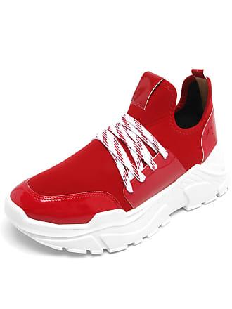 Zatz Tênis Zatz Dad Sneaker Chunky Vermelho