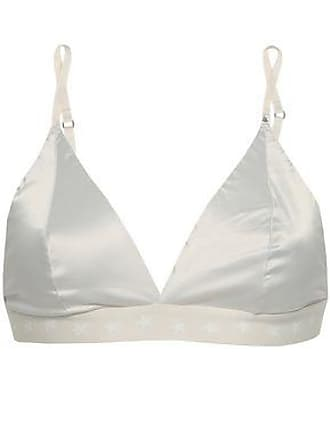 0a3b15c19c Love Stories Love Stories Woman Darling Satin Triangle Bra Off-white Size  III C