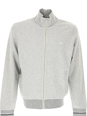 Fred Perry Sweatshirt für Herren, Kapuzenpulli, Hoodie, Sweats Günstig im  Sale, Grau 8768a420e9