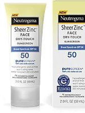Neutrogena Sheer Zinc Face Lotion SPF 50
