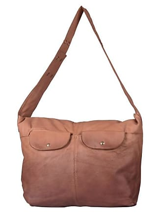 7281287edc4a Mary and Marie Into the Wild Satchel   Slouch Leather Bag