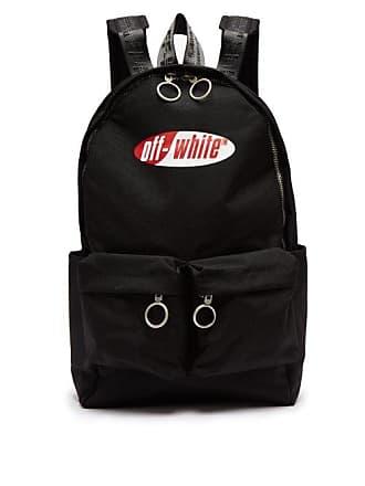 Off-white Off-white - Logo Technical Backpack - Mens - Black