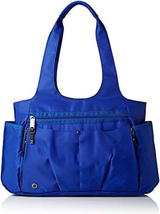 Baggallini Gumption Medium Tote Bag - Lightweight, Water Resistant, Travel Tote Purse With Zippered Top and Multiple Pockets