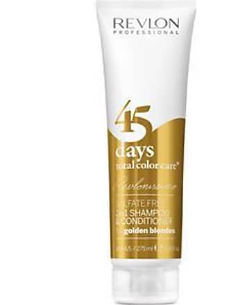 Revlon Revlonissimo 45 Days Shampoo & Conditioner Golden Blondes 275 ml