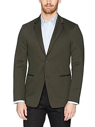 Theory Mens Technical Stretch Suit Jacket, Mantis, 42
