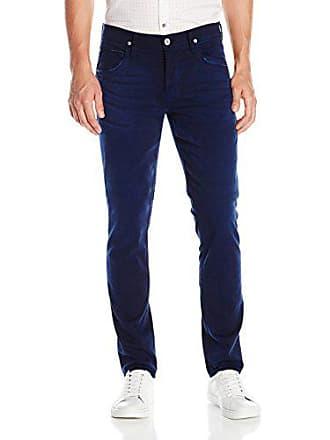84d6a00e5fc Hudson Mens Blake Slim Straight Leg Twill Pant, Quicksand Khaki, 31