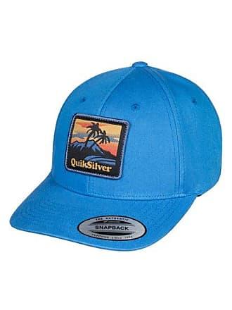 85b9129873b8b Quiksilver Starkness - Casquette snapback pour Homme - Bleu - Quiksilver
