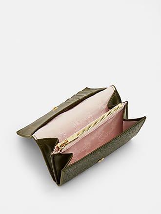 9668cff22270d Ted Baker Mini-portemonnaie Aus Leder Mit Statement-aufschrift