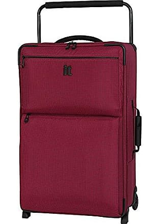 IT Luggage IT Luggage 29.6 Worlds Lightest Los Angeles 2 Wheel, Persian Red