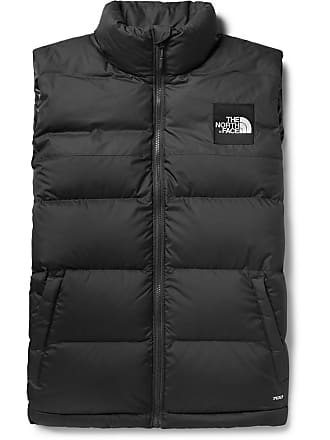 ac5a57b53ea7 The North Face 1992 Nuptse Quilted Shell Down Gilet - Charcoal