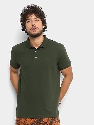 Ellus Camisa Polo Ellus Asa Frisos Classic Masculina - Masculino 588e1a5e04252