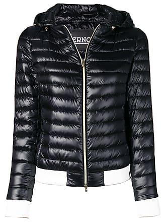 Herno padded hooded jacket - Black