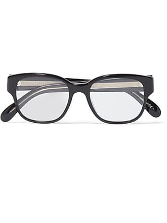 Givenchy Square-frame Acetate Optical Glasses - Black