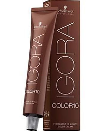 Schwarzkopf Professional Haarfarben Igora Color 10 Permanent 10 Minute Color Cream 9-12 Extra Hellblond Céndre Asch 60 ml