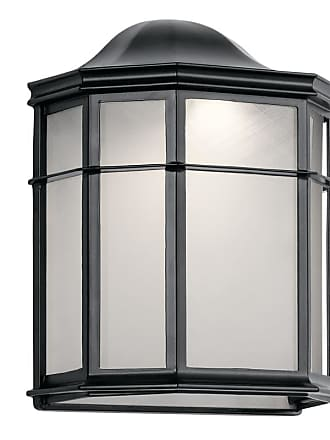 Kichler 49898LED Kent 9-3/4 Tall Integrated LED Outdoor Wall Sconce