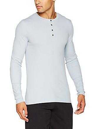 Huber Herren Langarmshirt Hr. Shirt lg. A. Blue Line b05a8b04c4