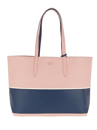 953a46440f4bf Lacoste Shopping Bag Mellow Estate Papyrus Shopper blau