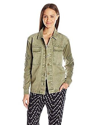 Volcom Juniors Matadora Militaryjacket, Army Green Combo, Small