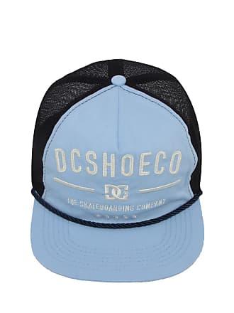 3f7d57b061028 DC Boné DC Shoes Trucker Revelation Azul