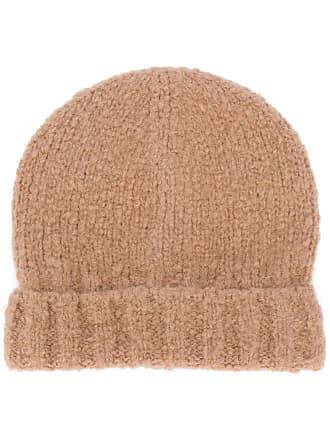 Brunello Cucinelli knit beanie hat - Neutro