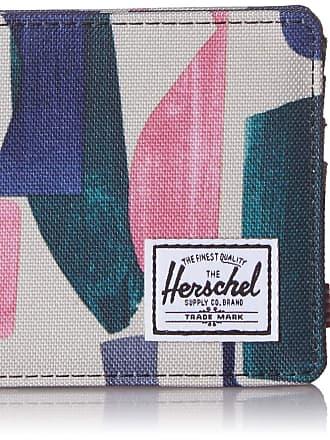 Herschel Herschel Unisexs Roy RFID Bi-Fold Wallet, Abstract Block, One Size