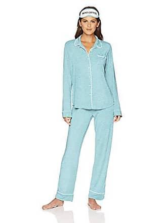 d693803dba PJ Salvage Womens Long Sleeve Super Soft Modal Pajama Set Pj