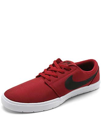 Nike Tênis Nike SB Sb Portmore Ii Ultralight Vermelho