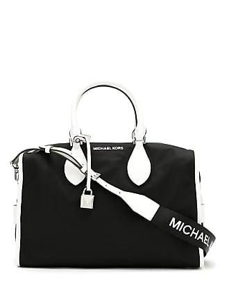 Michael Michael Kors Bolsa tote Connie com logo - Preto