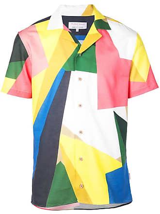 Orlebar Brown Travis Rob Wyn Yates prism shirt - Estampado